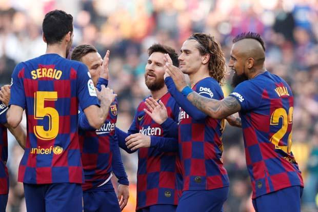 Kondisi Ruang Ganti Barcelona Memanas, Pemain Cela Taktik Setien