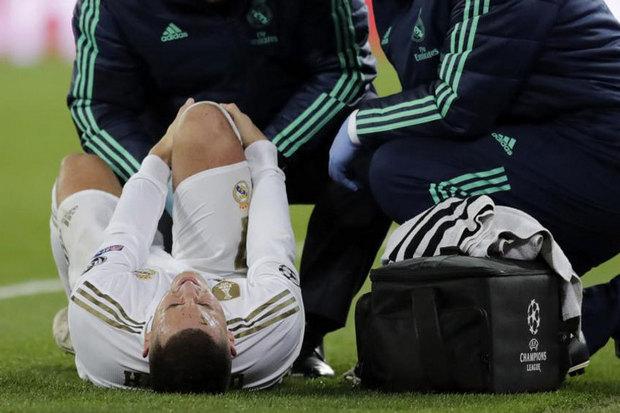 Sering Jadi Sasaran Tekel, Madrid Sebut Ada Konspirasi untuk Mencederai Hazard
