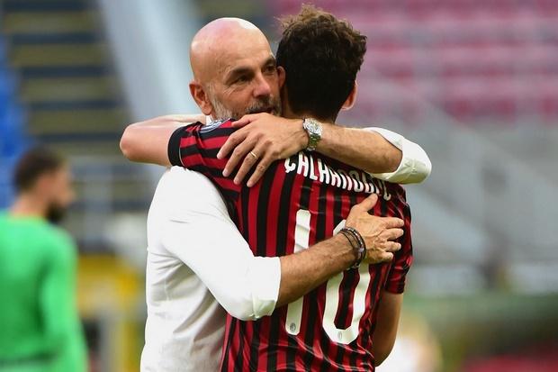 Pioli Percaya Milan Bisa Kalahkan Semua Lawan Tersisa di Serie A