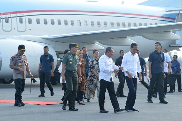 Kunjungan Kerja ke Jawa Tengah, Ini Agenda Presiden Jokowi