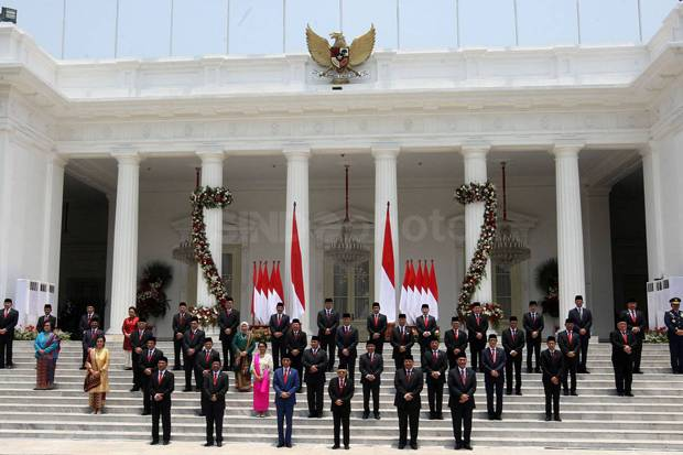 Banyak Menteri Gagap Hadapi Corona, Reshuffle Kabinet Dinilai Tepat