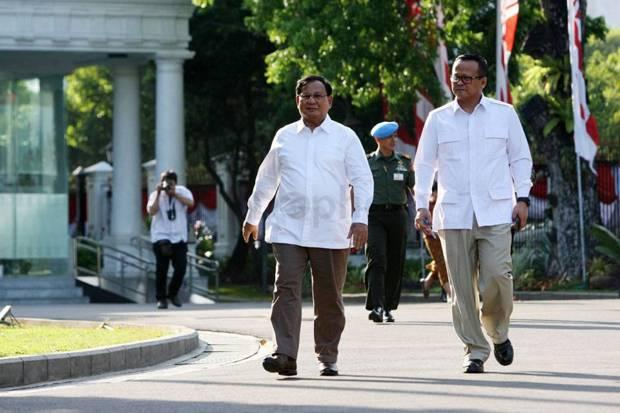 Soal Nasib Kader di Kabinet, Gerindra: Kami Serahkan kepada Pak Presiden