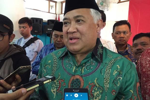 Din Syamsuddin: Pancasila Sudah Final, Jangan Diutak-atik Lagi