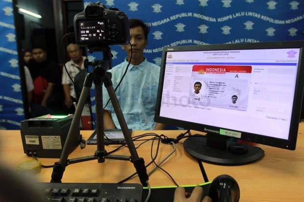 Hari Bhayangkara ke-74, 4.308 Warga Ikuti Program SIM Gratis