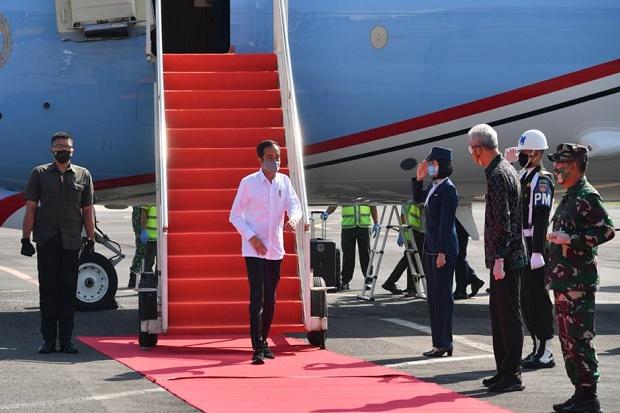Jokowi Nilai Mengisolasi Desa Lebih Efektif daripada Mengkarantina Kota