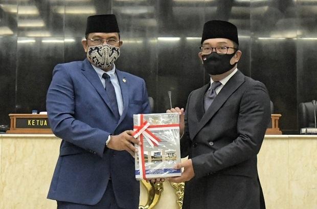 Jabar Raih Opini WTP Kesembilan Atas LKPD TA 2019