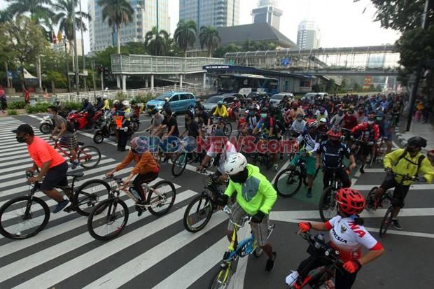 Kemenhub Siapkan Regulasi untuk Mendukung Keselamatan Pesepeda