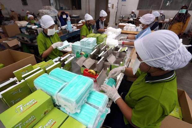 Ekspor Masker dan APD Kembali Dibebaskan dengan Syarat