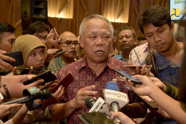 Menteri Basuki Akan Bangun Infrastruktur Kerakyatan di Batang