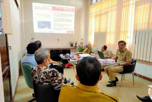 Kabupaten Barru Bersiap Jadi Kawasan Ekonomi Khusus Sulsel