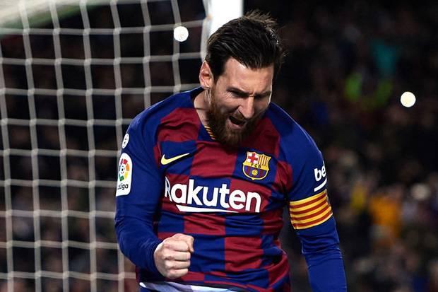Statistik di Balik Gol Ke-700 Lionel Messi