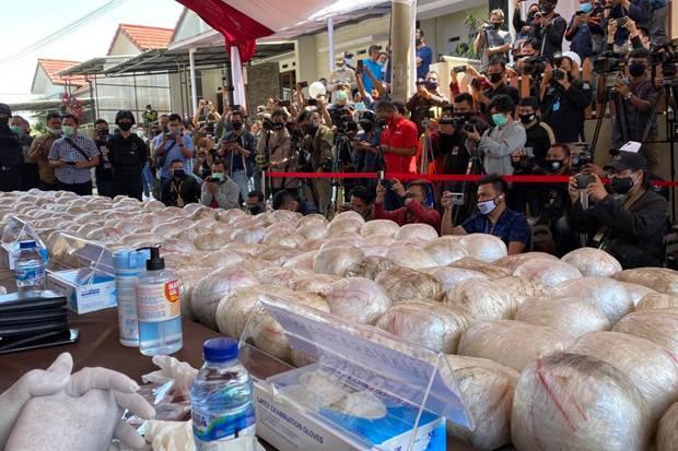 BKSAP Desak ASEAN Bersatu Dalam Perang Terhadap Narkoba