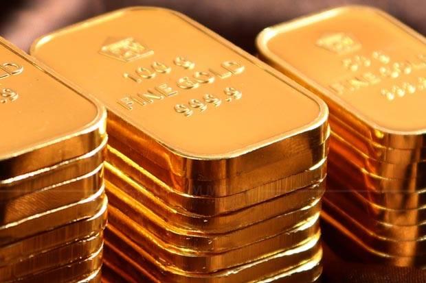 Lumayan, Awal Bulan Harga Emas Antam Sedikit Mengilap