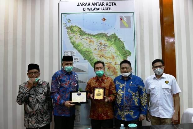BPH Migas-Pemprov Aceh Sinergi Pengelolaan Migas