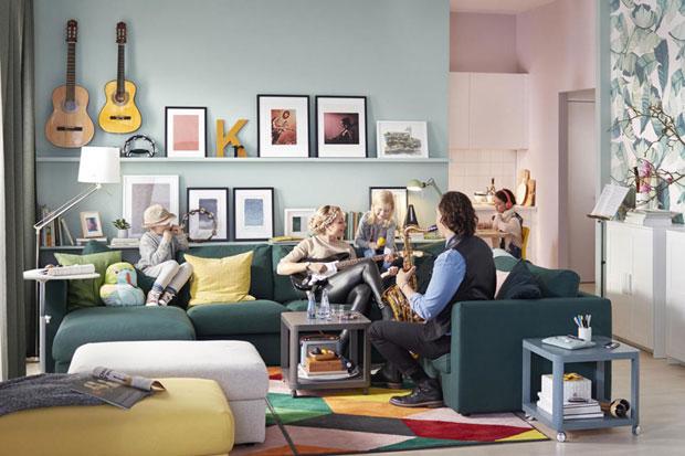 Desain Menawan Ruang Duduk Agar Nyaman Saat Berkumpul