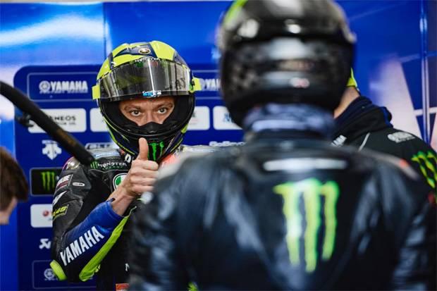 Bos Tim Aspar Racing Peringatkan Valentino Rossi