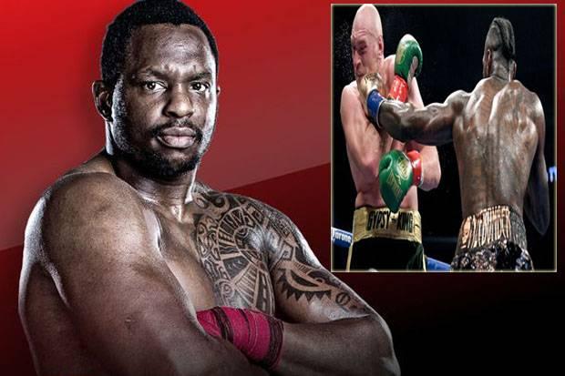 Perseteruan Segitiga Memanas, Whyte: Aku Pukul KO Fury dan Wilder