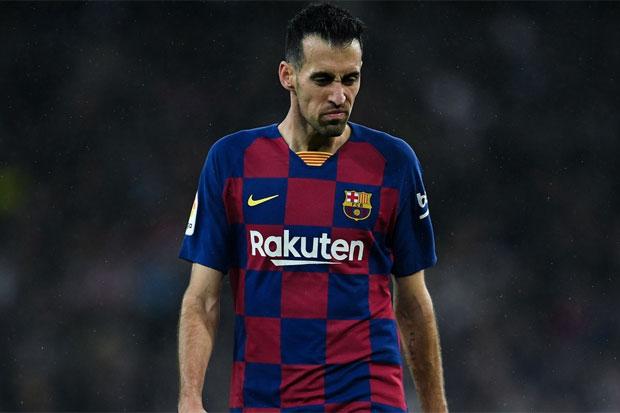 Busquets Akui Barcelona Sulit Pertahankan Gelar LaLiga