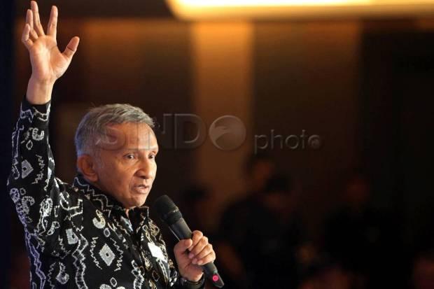 Amien Rais: Pak Jokowi, Ingatlah Nasib Pak Harto