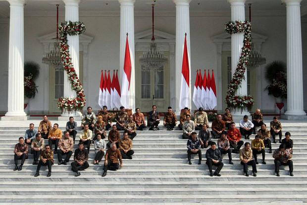 Parpol Pendukung Pemerintah Harus Legawa Bila Menterinya Dievaluasi