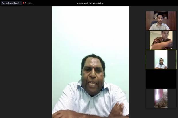 Legislator Papua Akui Otonomi Khusus Sudah Baik tapi Perlu Dibenahi
