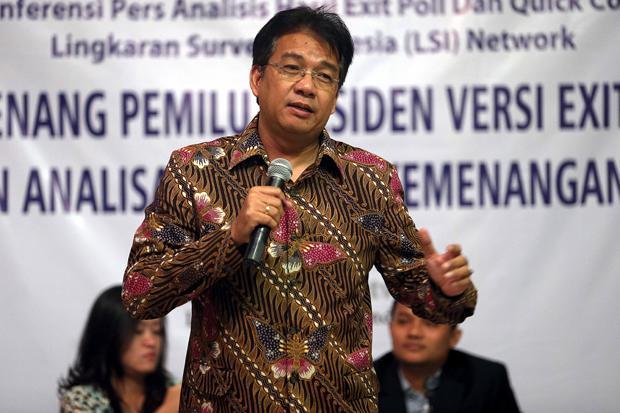 LSI Denny JA Sebut Mayoritas Prediksi Hasil Riset soal Corona Terbukti