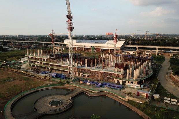 Transformasi LRT City Ciracas Merespons Pandemi
