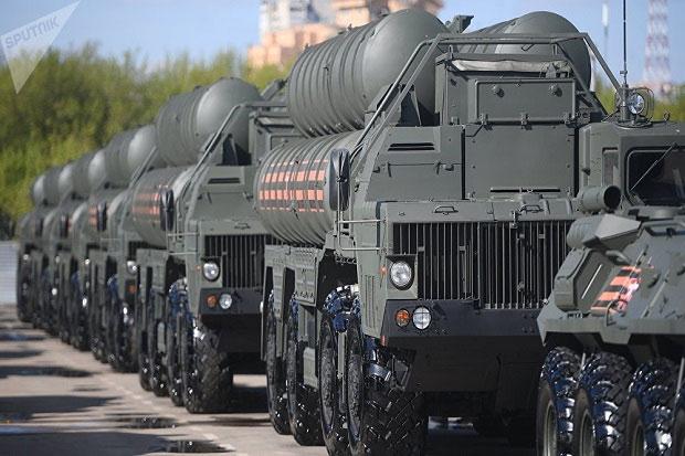 Moskow Larang Turki Jual Sistem Rudal S-400 Rusia ke AS