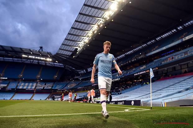 Kevin De Bruyne, Penyihir Lapangan Tengah Manchester City