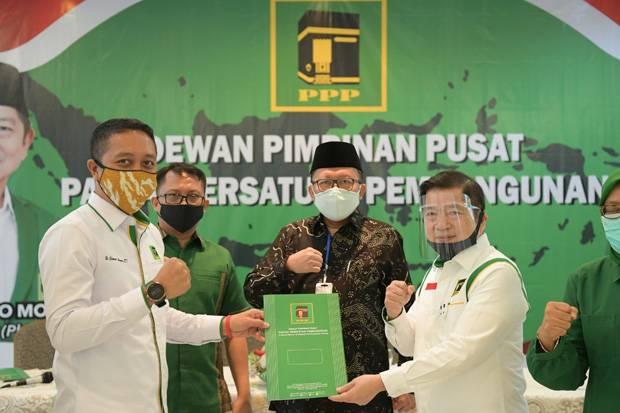 PPP Umumkan 8 Pasang Calon Kepala Daerah di Pilkada 2020