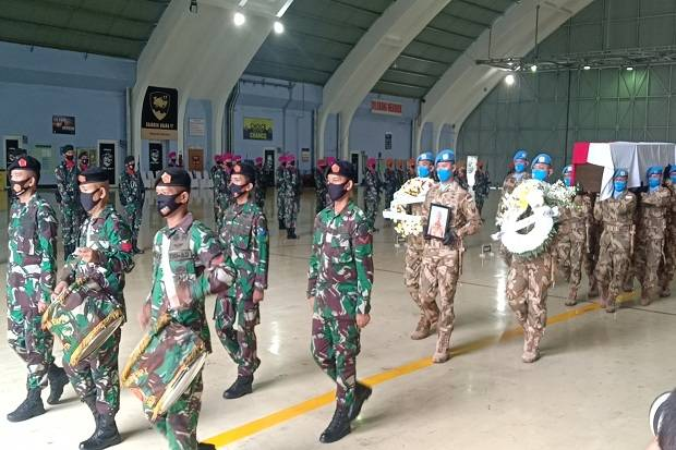 Lepas Jenazah Pelda Rama, Panglima TNI: Kami Kehilangan Prajurit Terbaik