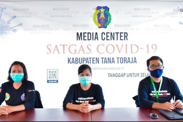 Pasien Positif COVID-19 di Tana Toraja Bertambah Jadi 13 Orang