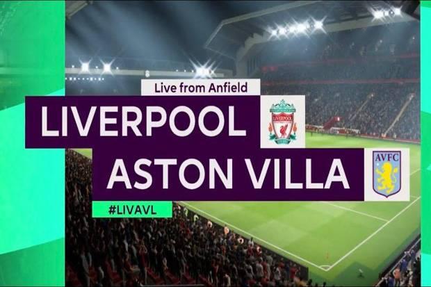 8 Fakta Menarik Liverpool vs Aston Villa