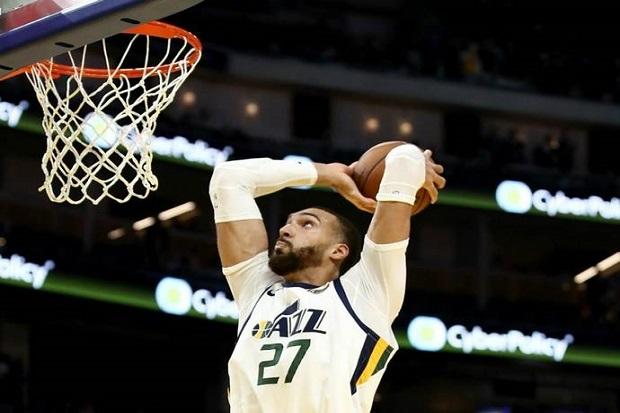 Siap Bela Utah Jazz, Gobert Ungkap Sempat Di-bully karena Positif Corona