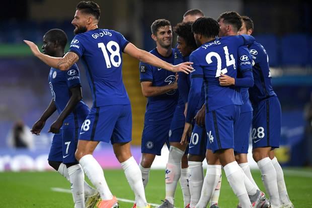 Tundukkan Watford, Chelsea Kembali Raih Peringkat Keempat Klasemen