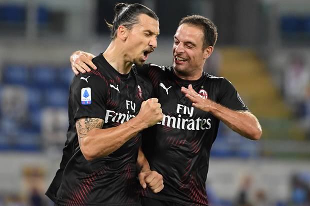 AC Milan Gunduli Lazio Tanpa Ampun