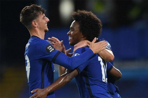 Kalahkan Watford, Chelsea Jaga Peluang Lolos di Liga Champions
