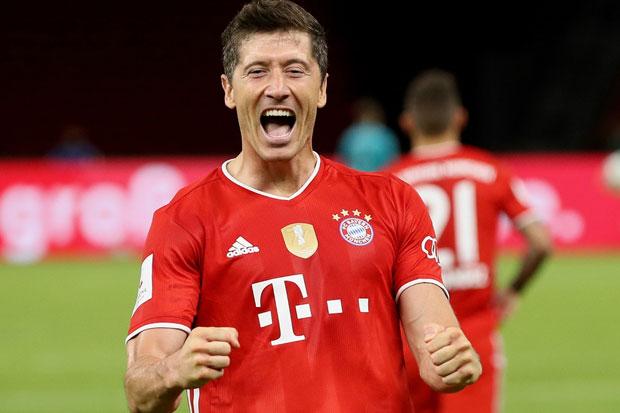 Tampil Mengesankan, Lewandowski Dinilai Layak Raih Ballon dOr