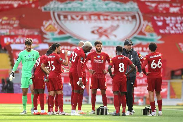 Aston Villa Korban Ke-24 Liverpool di Anfield