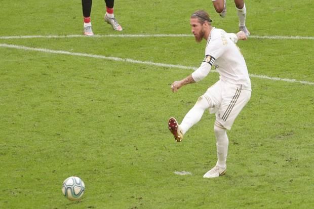 Kapten Bilbao Pertanyakan Penalti Sergio Ramos
