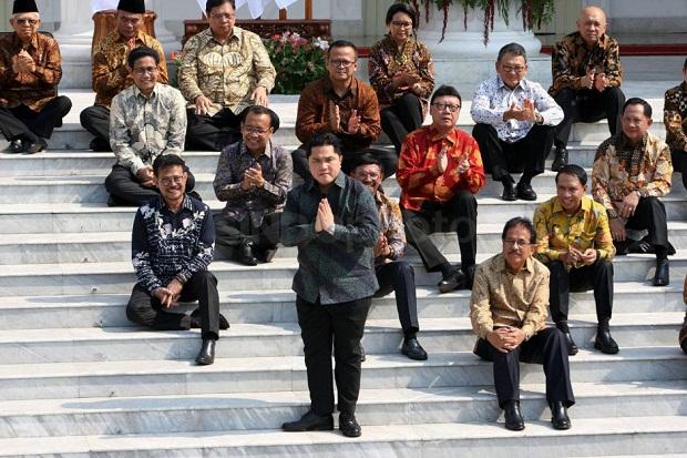 PDIP Dukung Jokowi Rombak Kabinet