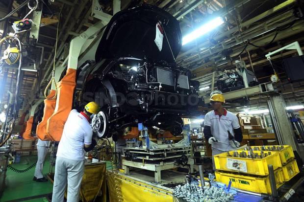 Waduh, Ekspor Mobil Indonesia Kalah Telak dari Thailand