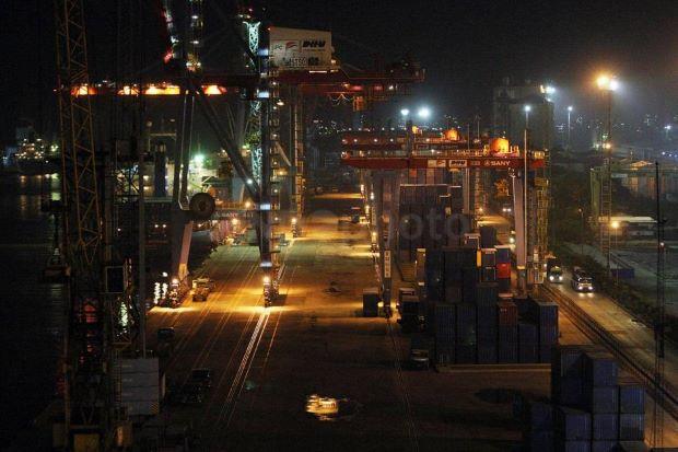 Telan Investasi Rp2,37 Triliun, Progres Terminal Kijing Capai 55%