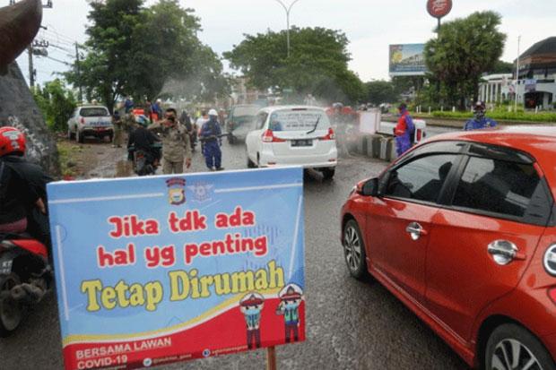 Mulai Rabu, Keluar Masuk Kota Makassar Harus Miliki Suket Bebas COVID-19