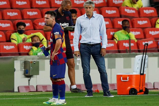 Tertinggal Empat Poin dari Madrid, Barcelona Masih Bisa Juara