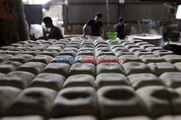 Sri Mulyani Guyur Rp5 Triliun untuk Jamin Kredit UMKM