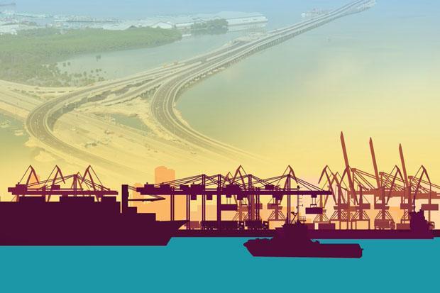 IPC Tangkap Peluang Peningkatan Lalu Lintas Kapal di Selat Sunda