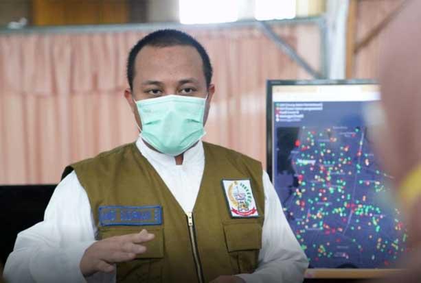 Wagub Sulsel Dukung Perwali Percepatan Pengendalian COVID-19 di Makassar