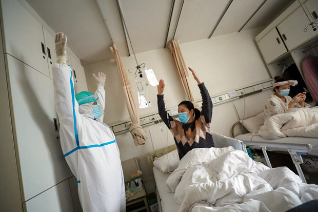 4 Warga Kabupaten Bone Positif Virus Corona Dinyatakan Sembuh