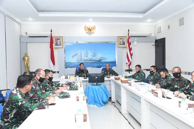 Puspen TNI Sosialisasikan Peraturan Panglima soal Keterangan Pers